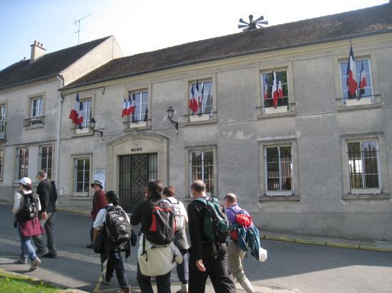 Mairie de Champagne-sur-Oise - Place du Général De Gaulle