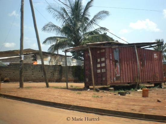 Cameroun - avril 2010
