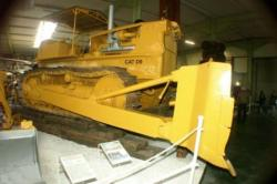 Caterpillar D9 bulldozer