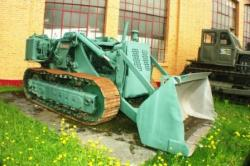 Frisch tracked loader