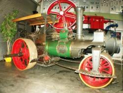 Theodor Ohl steamroller
