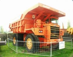 Mack dumper of 1969