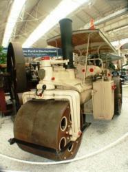 Ruthemeyer steamroller