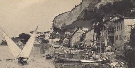 Meillerie en 1907