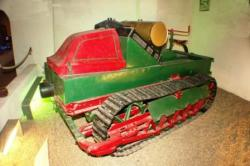 Renault HI 40 ch. tractor