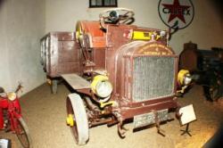 FWD model B truck built in Clintonville