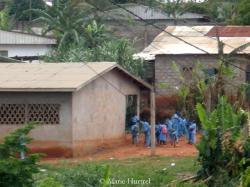 Yaoundé, Nkomo © Marie Hurtrel