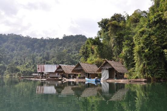 bungalows Klong Seng - Khao Sok