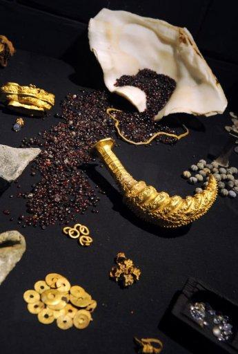 Cirebon Treasure - AFP