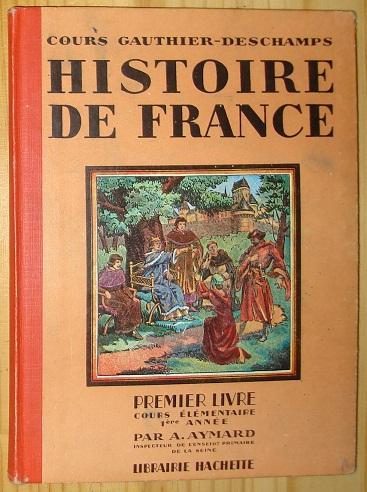 Mes livres scolaires: L'histoire et la géographie