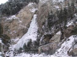 Cascade du Nant