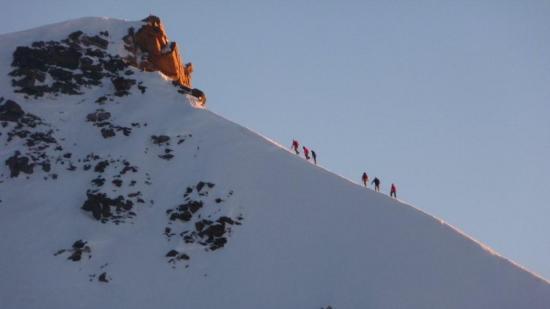 Pointe Zumstein 4563 m