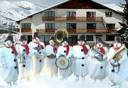 les bonhommes de neige