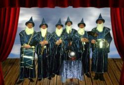 les magi-magiciens