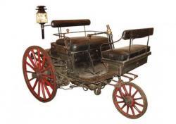 Automobile à vapeur