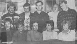 En 1988, un groupe d'amis....