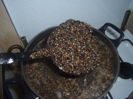 Pr paration du chenevis pour la carpe au coup par carpio60 for Comment congeler du pain