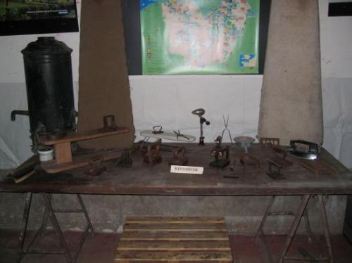 Exposition que vous verrez au JEP 2010 Coll. et Photo A.M.B Le Moulin de Prey Mai 2010
