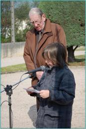 Lecture avec A. Gaucher