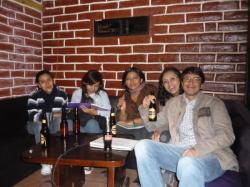 Myri y sus amigos - Quito