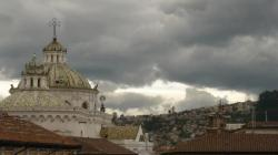 El cielo de Quito