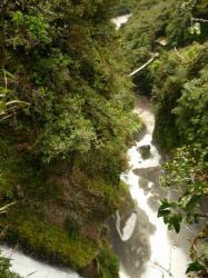 Cascada del diablo - Rio Verde