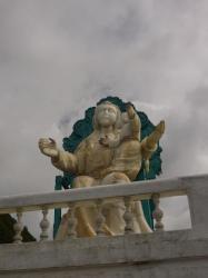 Virgen de Baños de Agua Santa