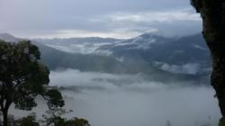 Al lado del volcan Turungahua
