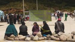 Reten indigena entre Cuenca y Loja