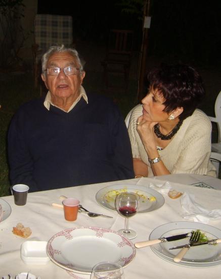 Marc GALABRU  et Nadine COSTA