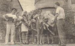 election de miss cerise 1989