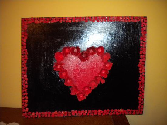 coeur vernis