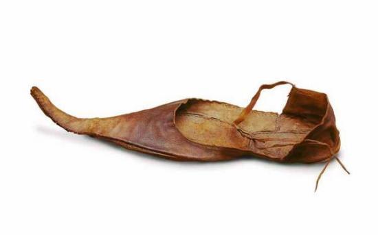 chaussures Mediévales Poulaine