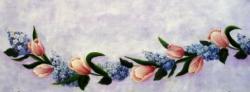 Tulipes et lilas