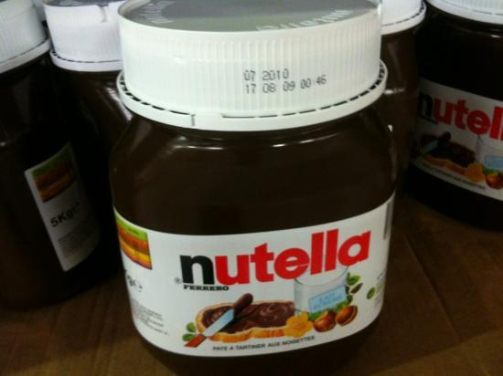 pot nutella 10 kg prix. Black Bedroom Furniture Sets. Home Design Ideas