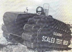 Scaled Test Bed