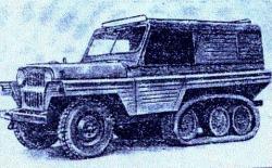 Semi-tracked S-3M NAMI