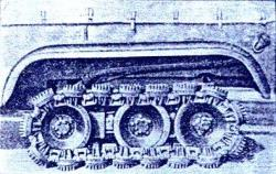 UAZ-469 crawler 'Honeycomb' 