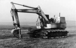 Excavator E-4121 