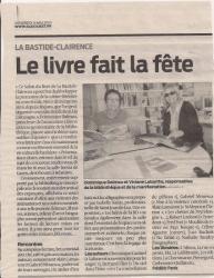 Salon du livre Labastide de Clairance