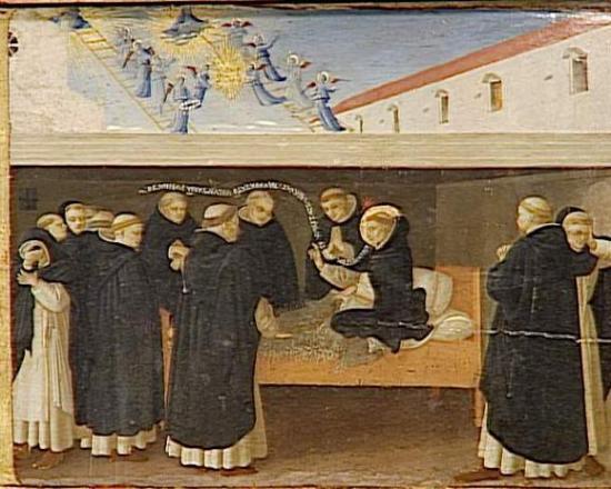 La mort de Saint-Domique
