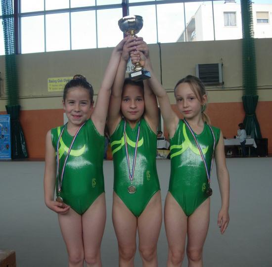 Equipe Poussines 2010