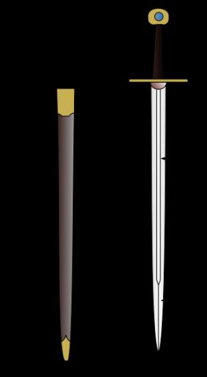Kyoketsu Shoge épée