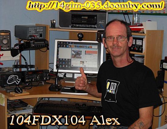 104FDX104 Alex