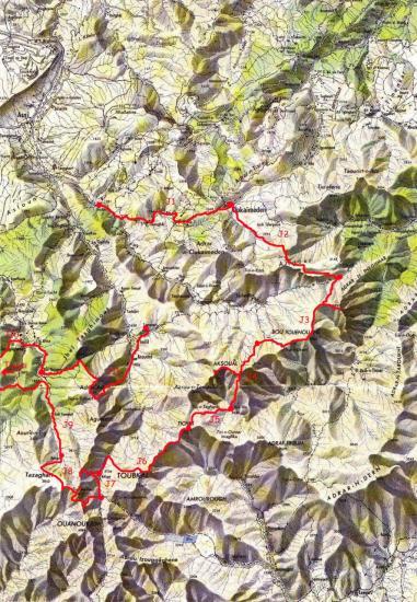 Haute route du Toubkal n°3