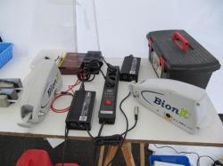 Mesures de charges batterie