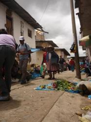 Mercado - Cajamarca