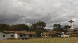 La Hacienda La Colpa y sus llamas - Cajamarca