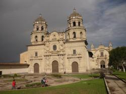 Iglesia San Francisco - Cajamarca