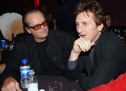 Avec Jack Nicholson